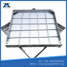 304Stainless steel manhole cover