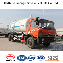 Sewage Suction Tanker Truck 18.3cbm Dongfeng