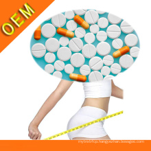 No Harm Natural Herbal Extract Effective Slimming Pills for Female