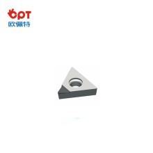 Outil de fraisage PCD Insert PCD TPGN160304 Insert diamant triangle