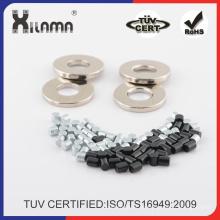ISO/Ts16949 zertifiziert individuell starken N35-N54 Neodym-Magneten