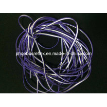 2,5 mm reflektierende Kopfhörer / Kopfhörer / reflektierende Kabel