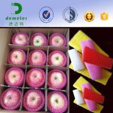 Empacotamento da espuma do polietileno EPE da proteção da garrafa do fruto e o de vidro