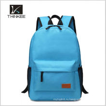 Подростков рюкзак школа рюкзак с изготовленным на заказ Логосом/дети школы мешок/мешок школы