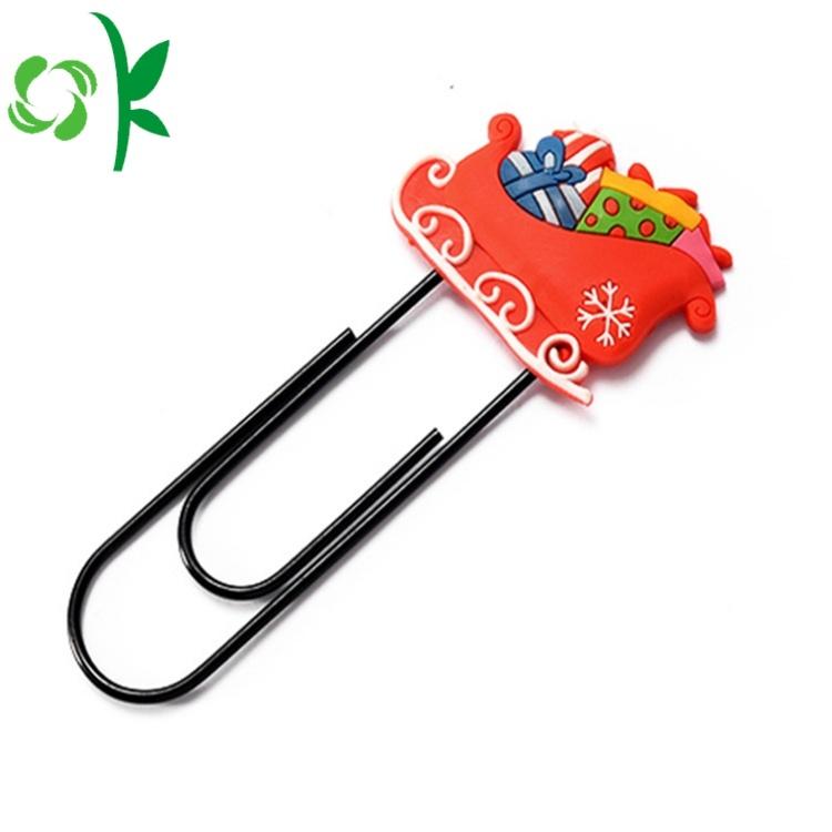Silicone Bookmark