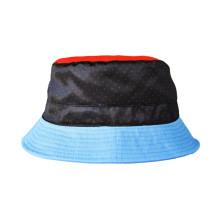 Diseño de moda de ocio cubo sombrero con logotipo bordado (u0056)