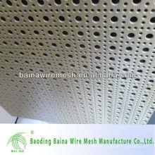 Hoja de malla de metal perforada (precio de fábrica)
