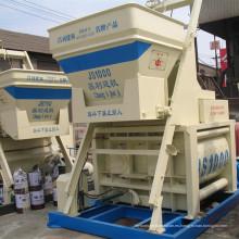 ¡31 años de experiencia en la fabricación de fábrica! ! ! Js1000 Twin Shaft Concrete Mixer Machine