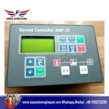 Controlador AMF25 de Comap das peças sobresselentes do gerador