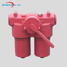 inline oil filter used for pipeline installation