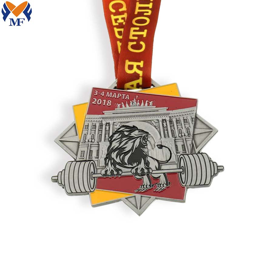 Lion Courage Medal