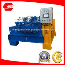 Machine d'aplatissement en métal avec dispositif de coupe Ang