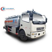 Nuevo camión cisterna de combustible DFAC 4X2 8000litres