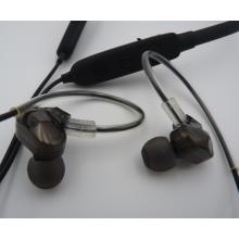 Fones de ouvido Bluetooth sem fio na orelha Neckband Bass Headphones