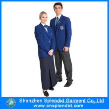 Custom Design Fashion Different Style School Teacher Uniform