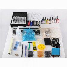 Venda Por Atacado kits de tatuagem com armas de tinta produtos máquina de tatuagem