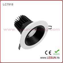 CE Approval Recessed 15W COB LED Downlight/Ceiling Light /Spotlight LC7918