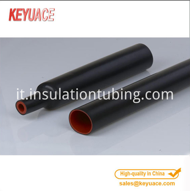 Oil Pipe Heat Shrink Tubing