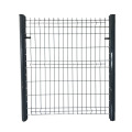 Coated Curving Wire mesh Security 3d Fencing Panels