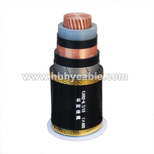 pvc/pe insulated pvc/pe sheathed power cable