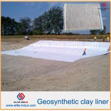 Instalações de Aterro e Eliminação Forros de Argila Geossintética de Venda Quente