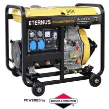 Cost Effective 4kw Three Phase Diesel Generator (BM6500EW)
