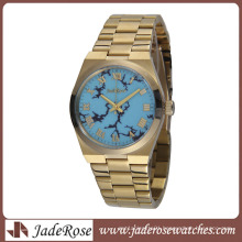 Fashion Luxury Wholesale All Stainless Steel Men′s Watch