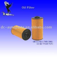 Filtro de óleo 11 42 1 745 390