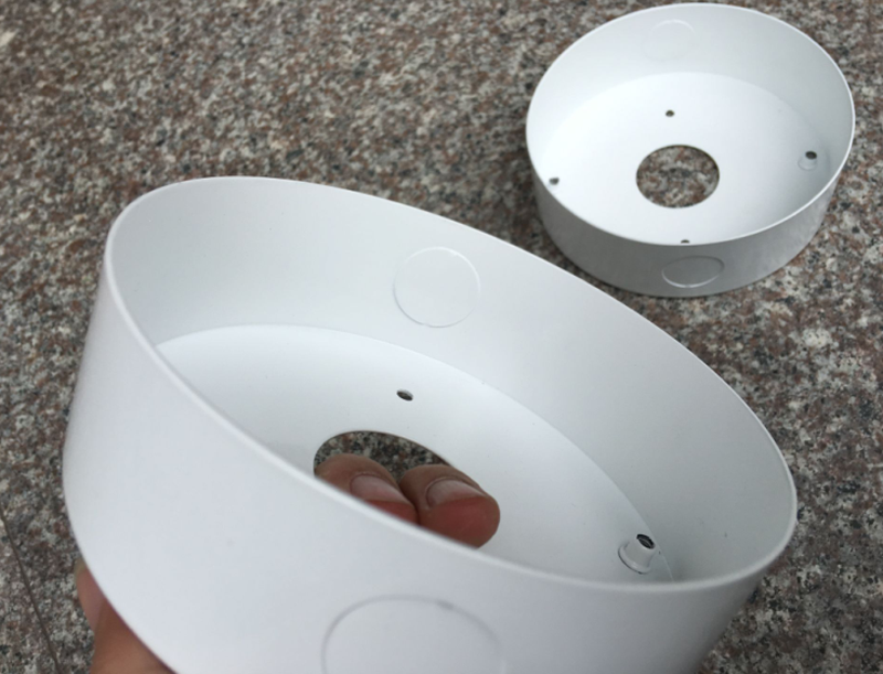 Steel Smoke Detector Boxes