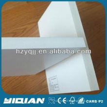 Сделано в Китае Высокая плотность белого ПВХ пенопласта Мебель Применение ПВХ пенопласт