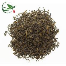 Yunnan Organic-Certified Primer grado hoja madura floja Pu Erh Tea