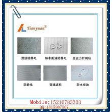 Bolsa de filtro de polvo acrílico para negro de carbono