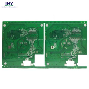 4-layer HASL Lead Free Impedance Fr4 PCB Plate For Vehicle Electronics