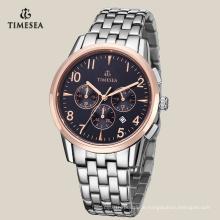 Armbanduhr der Art- und Weisestahl-Quarz-Männer, Sport-Hand Watch72135