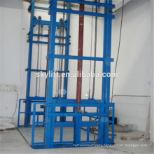 Electric home small elevator guide rail lift
