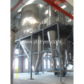 Centrifuge spray dryer of cupric hydroxide