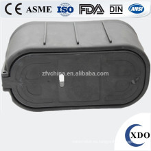 Contador del agua al aire libre IT001 poliamidas proteger caja fresca