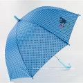19 дюймов ручной открытый прямой зонт