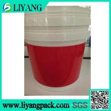 Simples cor vermelha, filme de transferência de calor para balde