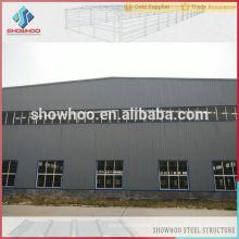 grange en métal préfabriqué usine hangar design avec photo