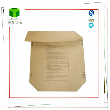 Cms Customized Kraft Valve Paper Bag