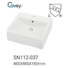 Горячий продавать сосуд раковины керамический бассейн с Cupc / Ce (A-SN112-2-037)