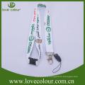 Дешевые пользовательские печати мобильный телефон ID карты талреп шеи ремень оптовой