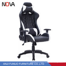 New Arrival High Back Bucket Seat Reclining Gaming Office Chair For Gamer