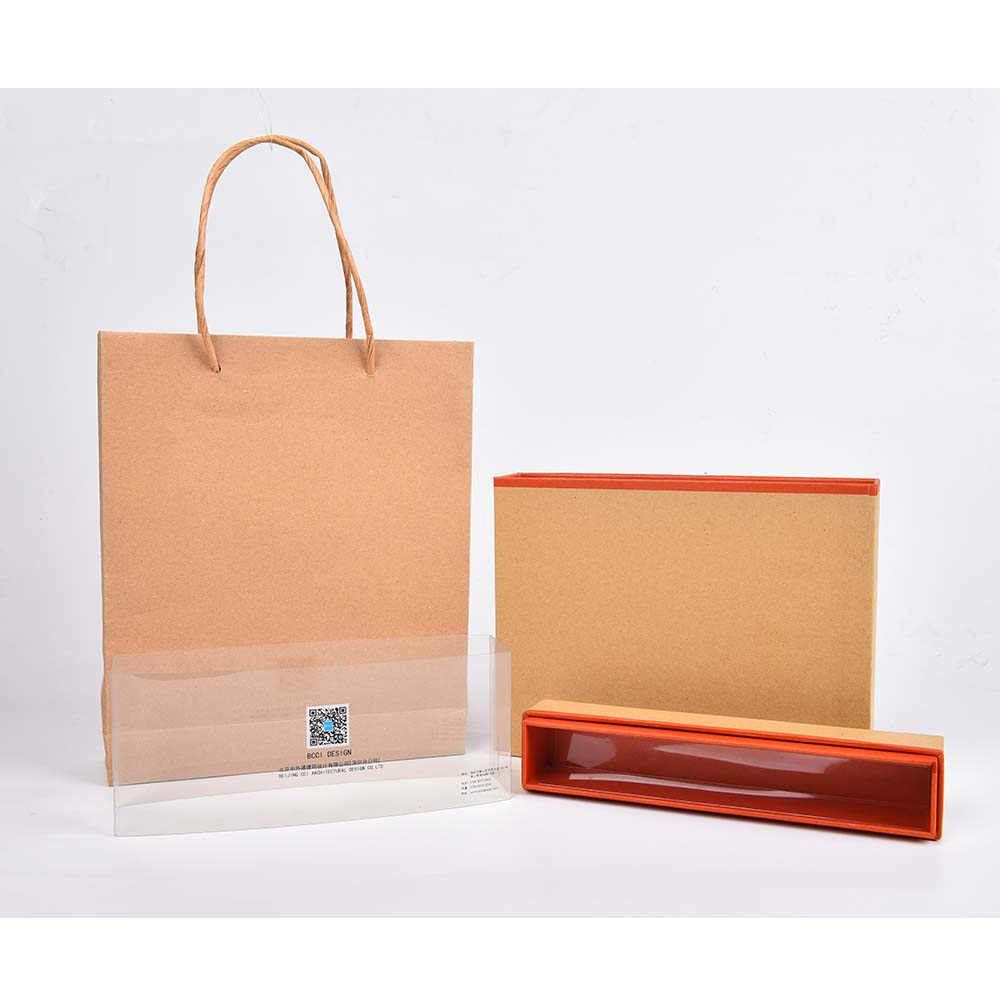 Portable Gift Paper Bag