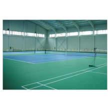 Sand Patter Sports PVC Flooring 4.5mm * 1.5m * 20m / Roll