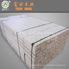 Puerta de madera Material de base álamo LVL