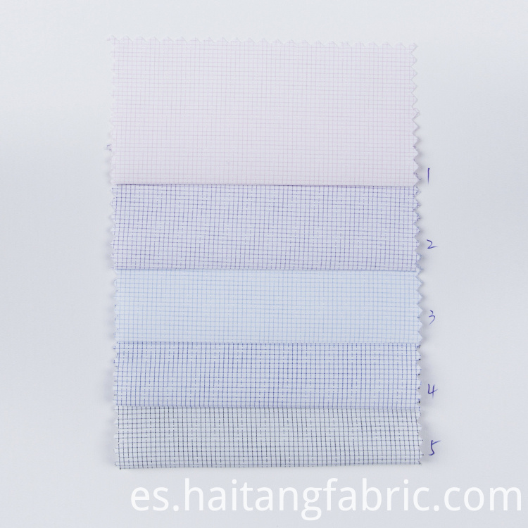 Stock Fabric Check Fabric