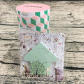 Hot Selling Die Cut Stylish House Shaped Paper Memo Pad for Promotional