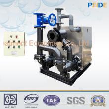 Подъемное устройство для очистки сточных вод насосная станция